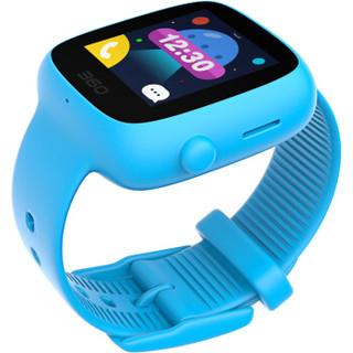 360 儿童电话手表 彩色触屏版 天空蓝