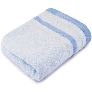 SANLI 三利 纯棉缎边毛巾