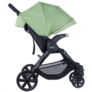 Britax 宝得适 高景观可折叠婴儿推车 草木绿