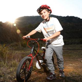 RoyalBaby 优贝 RB14-22 儿童自行车 黑色 14寸