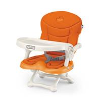 凯姆 (CAM)宝宝儿童餐椅便携可折叠用餐椅小吃可调档 (阳光橙)