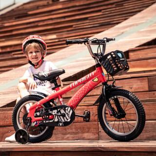 TOPRIGHT 途锐达 儿童自行车 (红色、18寸)