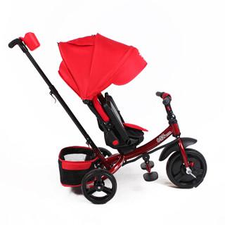 Little Tiger 小虎子 T400 儿童三轮车 红色