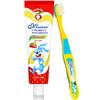 Missoue 蜜语 婴儿牙刷牙膏套装 (60g、草莓味)