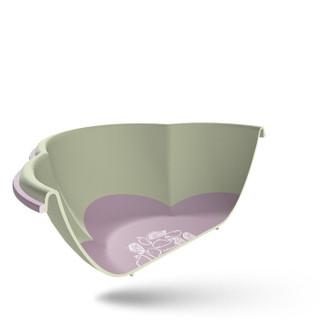 BabyCare 3080 可储物儿童浴盆 樱粉