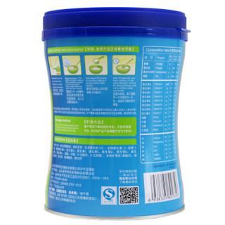 英吉利  婴儿有机米粉 悠莼乳清蛋白AD钙味 宝宝营养米糊 350g(6个月至36个月适用)