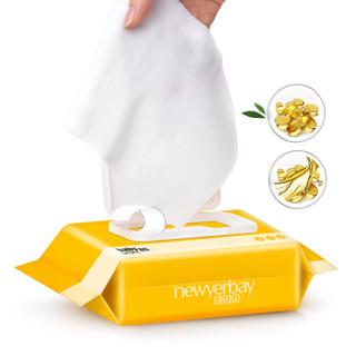 纽因贝 婴儿湿巾 (200*140mm 80抽/包*6)
