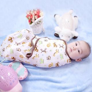 希哆眯(SwaddleMe) 襁褓 小号 1件装(大象与水滴)2段新生儿抱巾抱被防惊跳襁褓巾宝宝包被包巾睡袋内衣