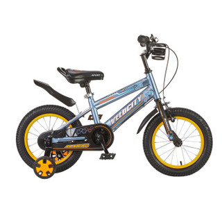 gb 好孩子 GB1656Q-H-Q002G 儿童自行车 16英寸 炫酷银