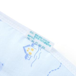 全棉时代 肚围婴儿纱布肚围 55*12cm 小熊呦呦车+阳光旅行车 2条装