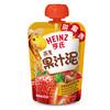 亨氏 (Heinz) 婴幼儿辅食 宝宝零食 苹果草莓燕麦 儿童辅食果汁泥120g(3岁以上适用) *36件