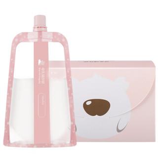 小白熊 (Snow Bear)储奶袋 多功能母乳储存袋 果汁储存袋 保鲜袋 30片装 150ml 09778