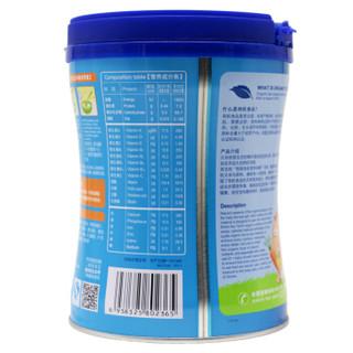 英吉利 婴儿有机米粉 悠莼12种维生素膳存果蔬味 宝宝辅食米糊 350g(6个月至36个月适用)