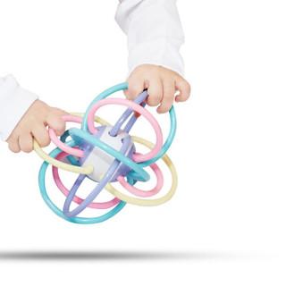 babycare宝宝牙胶   婴儿玩具曼哈顿五彩手抓球