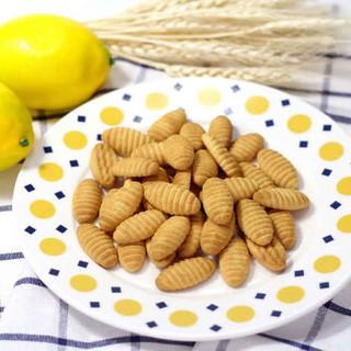 方广 宝宝零食 钙铁锌多维机能饼干婴儿辅食蛋黄味45g*2袋 3盒装(6个月以上适用)
