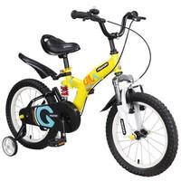 FLYING PIGEON 飞鸽 M1 儿童自行车 黄色 16寸