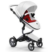 mima 米玛 F21022 避震高景观四轮婴儿推车 象牙白