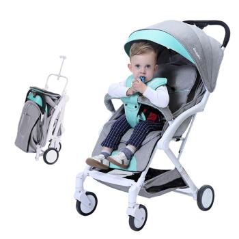 dodoto T400 婴儿推车 马卡龙绿色(0-3岁)