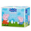 小猪佩奇(Peppa Pig)宝宝零食 益生菌 奶片糖果 儿童休闲零辅食 牛奶片 15g*10袋/盒