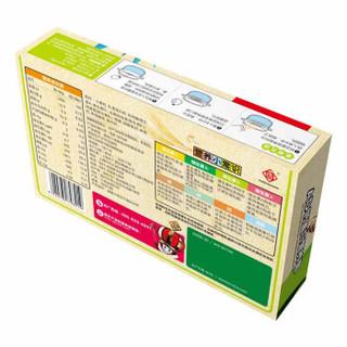 方广 宝宝辅食 钙铁锌多维 无不添加食盐 AD钙高蛋白营养面条300g*3 (6个月以上适用)