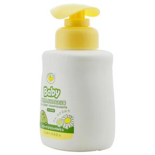 croco baby 鳄鱼宝宝 橄榄婴儿舒润洗发沐浴露 (650g)