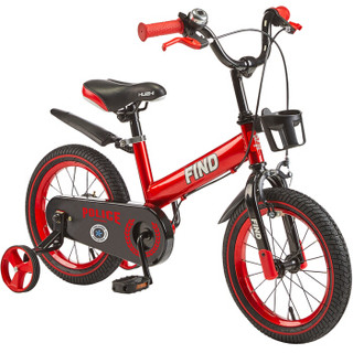 荟智 HB1401-L652 儿童自行车单车 14寸 红色
