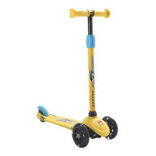 gb 好孩子 SC101-H-R002 儿童滑板车 黄色
