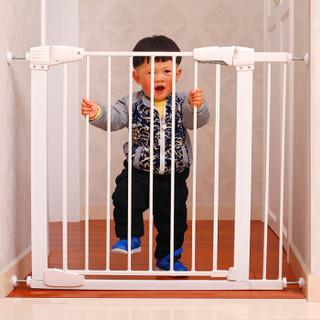 攸曼诚品(eudemon)安全门栏 儿童门栏楼梯门防护栏宠物狗门栏 20cm加长件