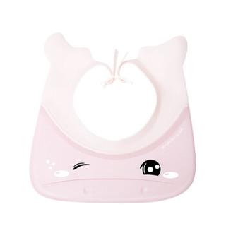 Babyruler 宝宝洗头帽 (浅粉色)