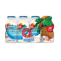 方广 小君菌乳酸菌饮料 宝宝酸奶 维生素D+钙 常温 100ML*4瓶