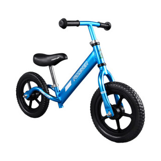 FOREVER 永久 AL-1309 带玩具带早教可手推可滑行学步车 蓝色