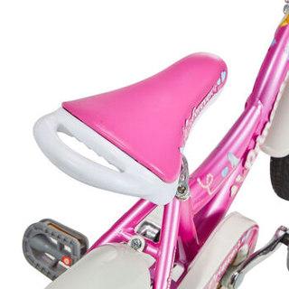 gb 好孩子 GG1663Q-B-Q112P 女款儿童自行车 16英寸 公主粉