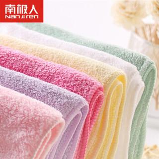 Nan ji ren 南极人 婴儿口水巾 (30*30cm、6条装)