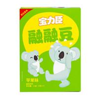 宝力臣(Babypower)儿童零食 固体饮料 融融豆苹果味 25g