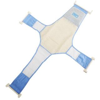 喜亲宝 宝宝洗澡网 (68×90cm、蓝色)