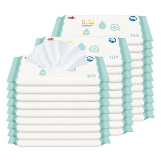 rikang 日康 婴儿手口湿巾 (10片*30包)
