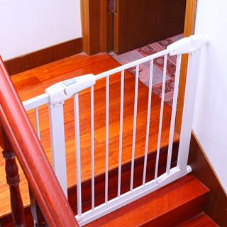 攸曼诚品(eudemon)安全门栏 儿童门栏楼梯门防护栏宠物狗门栏 10cm加长件