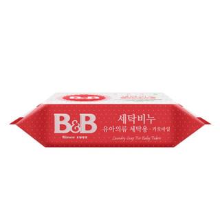 B&B 保宁 婴儿洗衣皂 洋甘菊香型 200g*6块装