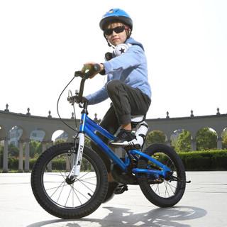 RoyalBaby 优贝 儿童自行车 (蓝色、12寸)