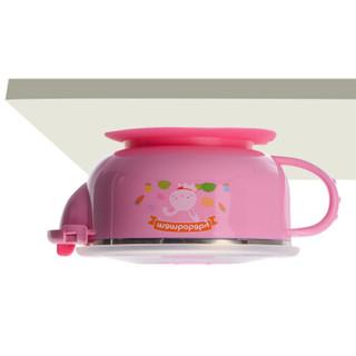蔓葆 儿童不锈钢注水保温碗套装