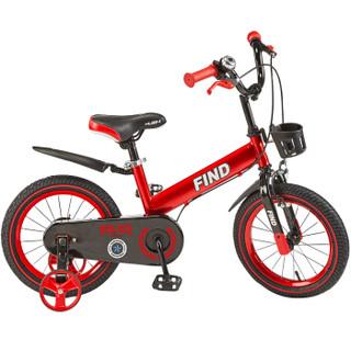 荟智 HB1601-L652 儿童自行车单车 16寸 红色