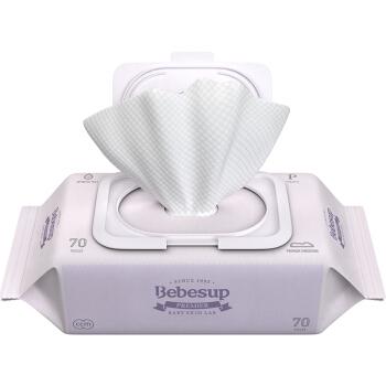 Bebesup 宝必舒 婴儿湿巾 (70片)