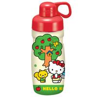 LOCK&LOCK 乐扣乐扣 HAP745-AKT HELLO KITTY儿童指环杯 (350ml、红色)