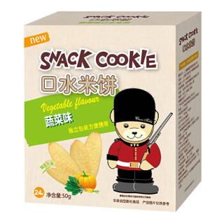 Take Care 培康 宝宝口水米饼 (50g、蔬菜味)