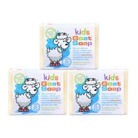 3件装 Goat Soap山羊奶皂儿童专用 100g/块*3 澳大利亚进口