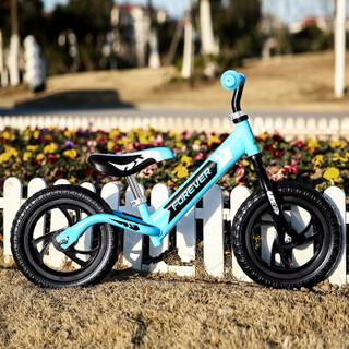 FOREVER 永久 AKB-1301 儿童自行车 蓝色 12寸