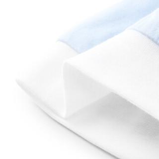 PurCotton 全棉时代 婴儿针织帽 (36-38cm、宝贝蓝、1个装)