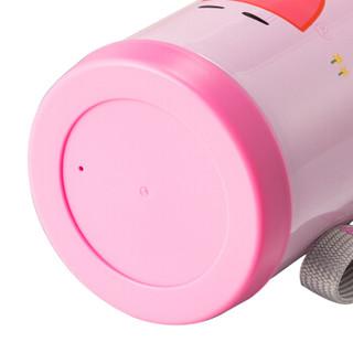 TAFUCO 泰福高 小猪佩奇系列 T4003 儿童保温杯 500ml 粉色
