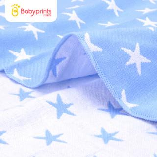 Babyprints 婴儿多功能浴巾 粉白点