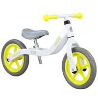 FOREVER 永久 AL-1266S 儿童滑步自行车 (白绿色)